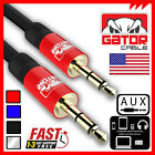 AUX AUXILIARY 3.5mm Cable Male to Male for Car Audio Cord iPhone Samsung HTC