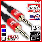 AUX CABLE Male to Male Auxiliary Audio Cord 3.5mm 5FT Car iPhone iPod Samsung