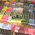 DMC Art. 117 Mouliné Stranded Cotton Threads: code 150--159, pick-up your colour