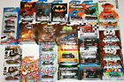 Hot Wheels DIECASTS ** Batman ** Nostalgia ** Jukebox ** Pop Culture ** Retro **