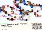 Preciosa GENUINE CZECH CRYSTAL Round Faceted Beads - All Colours and Sizes