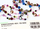 Genuine PRECIOSA Czech Crystal Round Faceted Beads * Many Sizes & Colors