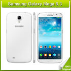 Original Unlocked Samsung Galaxy Mega 6.3 I9200  Mobile Phone Dual core 3G GPS