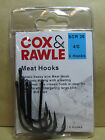 1 x PACK OF COX & RAWLE MEAT HOOKS ( 5 SIZES )