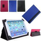 Universal Flip Leather Folio Stand Case for Motorola XOOM Family Edition Tablet