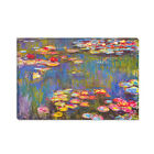 Water Lilies Claude Monet Canvas Print Painting Reproduction
