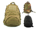 Airsoft Tactical Molle 1000D Combat Patrol Pack Hunting Outdoor Backpack Bag