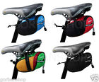 Bicycle Bike Pannier Mountain  Saddle Frame Under Seat Pouch Bag Outdoor