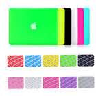 "Rubberzed Matte Hard Macbook Protective Case+Keyboard Cover for Mac Air 13"" inch"