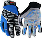Special Designed Cycling Bike Bicycle Gel Silicone Full Long Finger Warm Gloves