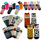 New Korea Fashion Character Socks Women Girl Casual Funny Cartoon Socks Choice!