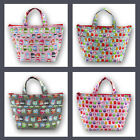 Premium Quality Insulated Lunch Bag Cool Bag Cooler Lunch Handbag Tote Owl