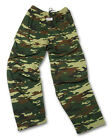 Zubaz Pants: Hunter Camo Zubaz Pants- New