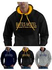 Bates Motel Psycho Hooded Sweatshirt Cult Hitchcock Movie DVD TV Hoodie