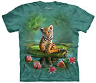 Tiger Lily Adult  Animals Unisex T Shirt The Mountain