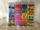 THEMED PENCIL WITH ERASER KIDS CHILDRENS BOYS GIRLS BIRTHDAY PARTY BAG FILLER