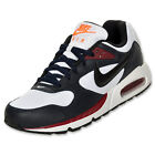 NIKE AIR MAX CORRELATE Mens Running SHOES NEW - 511416 101 - WHITE / BLACK
