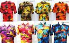 HAWAIIAN SHIRTS  Classic Palm, Ocean design, for Party, stag, beach, casual Wear