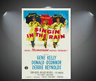 Singin in the Rain Vintage Movie Poster - A1, A2, A3, A4 sizes