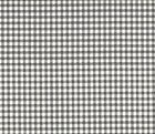 French Country Gingham Check Brindle Gray Medium Tootsie Rol