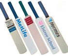 getpaddedup Personalised Promotional Mini Miniature Cricket Bat : Choose Handle