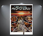 Buck Rogers Vintage Movie Poster - A1,