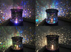 New Dreamlike Colorful LED Sky Star Master Lights Constellation Projector Lamp