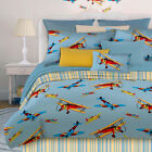 Veratex Flying High Boys 4pc Bedding Comforter FULL