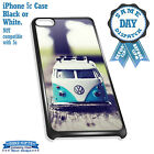 Cover for iPhone 5c Case #080 Camper van Gift idea Dad Fathers Day Cool Cars