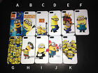 DESPICABLE ME Minion hard Case Cover High Quality for iPhone 5 5S