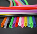 8*10 Flexible Soft Silicone Tube Pipe ID_8mm OD_10mm Food Grade Hose Colors