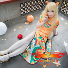 TDA Vocaloid V Family  SeeU Cheongsam Cosplay Costume Any Size