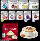 TASSIMO T Discs Capsules Pods - CHOOSE from 37 FLAVOURS pick&mix