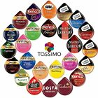 Tassimo Refill 16x T DISCS / Pods / Capsules Coffee - 41 Flavours To Choose From