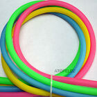 UV Color 3MM~12MM TIGHT Braided PET Expandable Sleeving Cable Wire Sheath