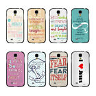 Proverbs31:25 Bible Verse Quote Anchor TPU Hard Case For Samsung Galaxy S5 S4 S3