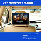 TFY Car Headrest Mount for iPad Mini - Safe for Kids Black And Beige