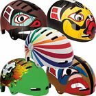 Lazer Street Junior Kids Urban Youth Skate scooter BMX Safety helmet 50 - 54cm