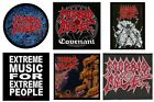 Morbid Angel Sew On Patch/Patches NEW OFFICIAL. Choice of 5 Designs