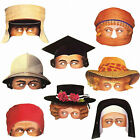 Cardboard Masks - Party Pairs - Masquerade - Carnival - Party - New