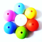 Mini Creative Soft Silicone Ice Ball Maker Mold Sphere Large Tray Whiskey  New B
