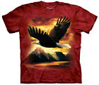 Eagle Adult  Animals Unisex T Shirt The Mountain