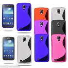 Soft Silicone Case Skin Cover for Samsung Galaxy S4 S IV i9500 i9505 NEW