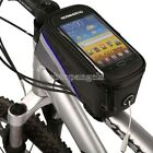 Bicycle Bike Cycling Frame Pannier Saddle Front Tube Bag Pouch Roswheel