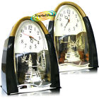 Table Desk Style Fashion Glass Pendulam Gift Room Hall Kitchen Office Clock