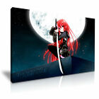 SHANA Manga Girl Anime Canvas Framed Printed Wall Art ~ More Size