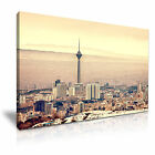 CITYSCAPE Asia Iran 1 Canvas Framed Printed Wall Art - More Size