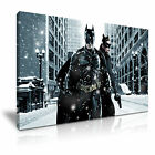 Batman Movie Abstract Art Canvas Print Framed Wall Art More Sizes