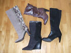 Women's Boots by Cosmopolitan, Worthington, and 9 & Co.,