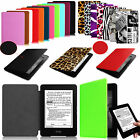 Multi-Color Flip Auto Wake/Sleep Case Cover for 6 inch All-New Kindle Paperwhite